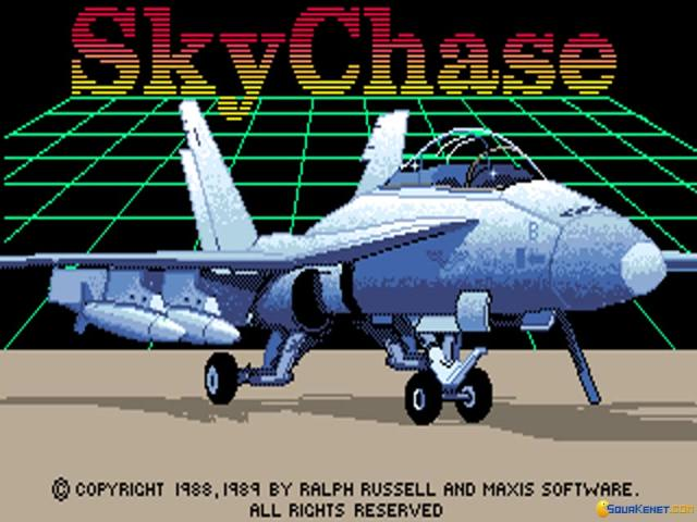 SkyChase - game cover
