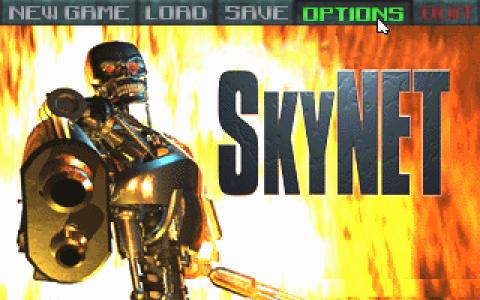 SkyNET - title cover