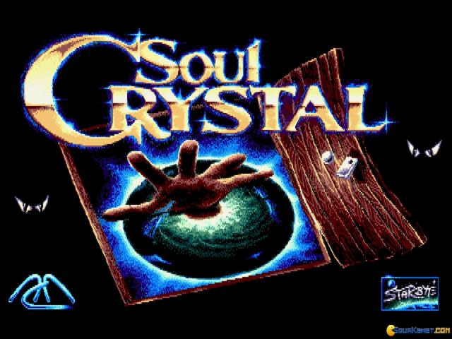 Soul Crystal - title cover