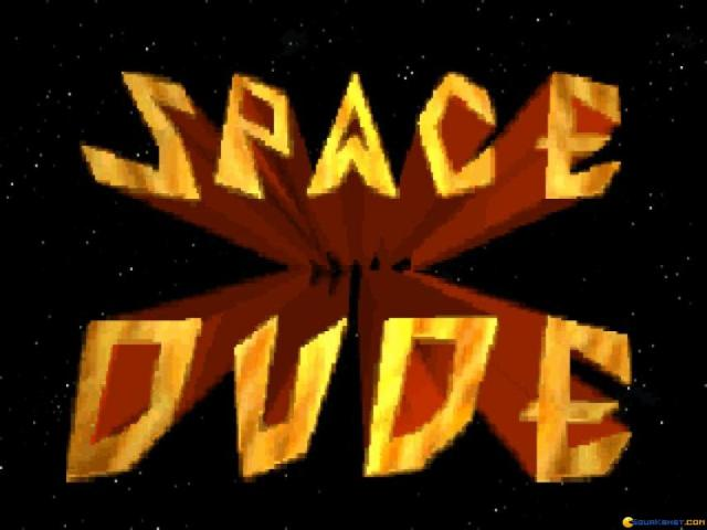 Space Dude - game cover