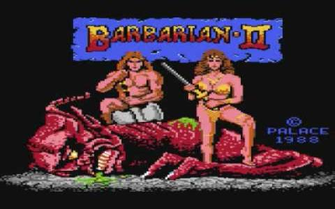 Barbarian 2 - title cover