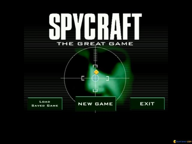 Spycraft: The Great Game - game cover
