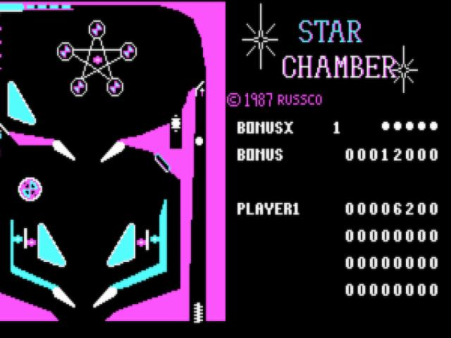 Star Chamber - game cover