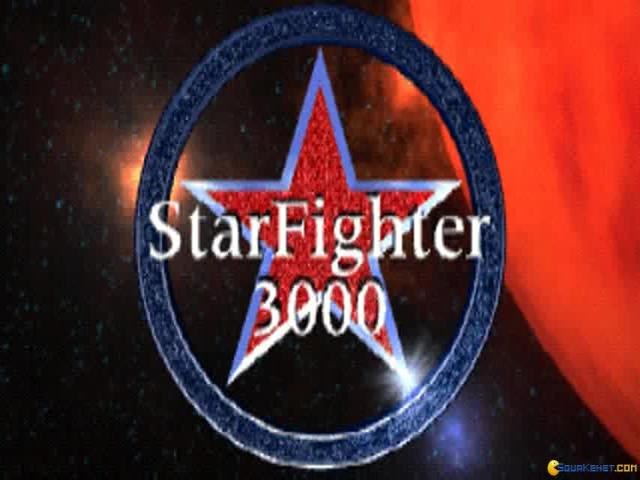 Starfighter 3000 - title cover