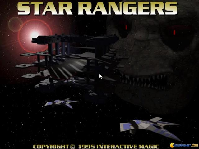 Star Rangers - game cover