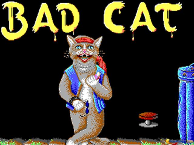 Street Cat - game cover