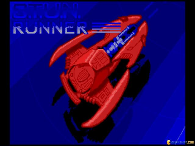 S.T.U.N. Runner - title cover