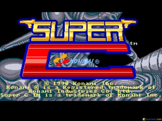 Super C - title cover