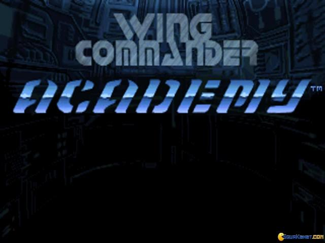 Wing Commander Academy - title cover