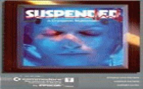 Suspended - title cover