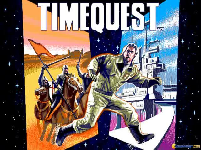 Timequest - title cover