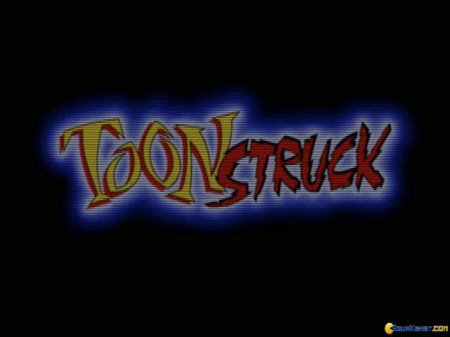 Toonstruck - game cover