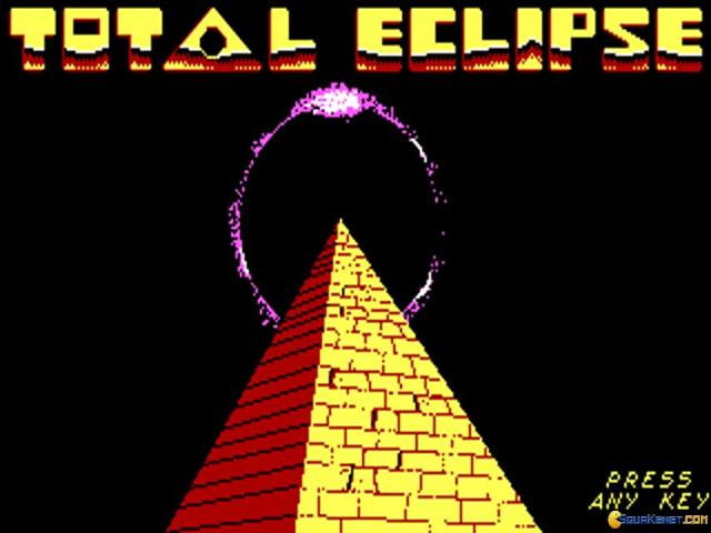 Total Eclipse - title cover