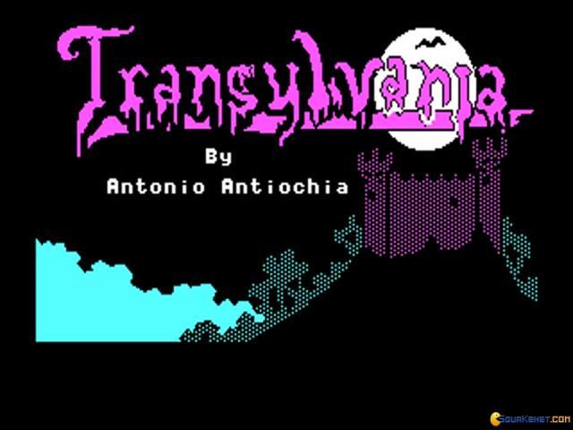 Transylvania - game cover
