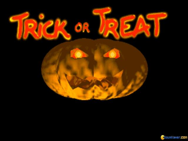 Trick or Treat - title cover