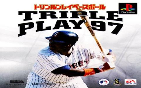 Triple Play 97 - title cover