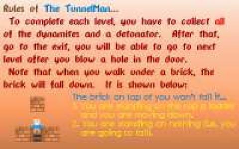 The TunnelMan - title cover
