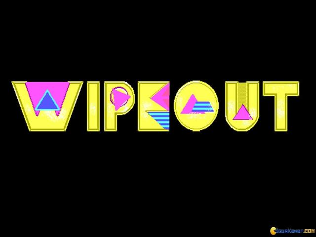 Wipeout - title cover