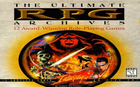 The Ultimate RPG Archives - game cover