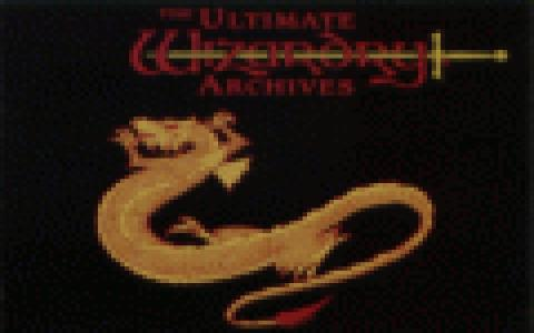 The Ultimate Wizardry Archives - title cover