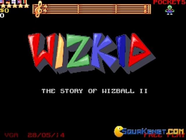Wizkid - game cover