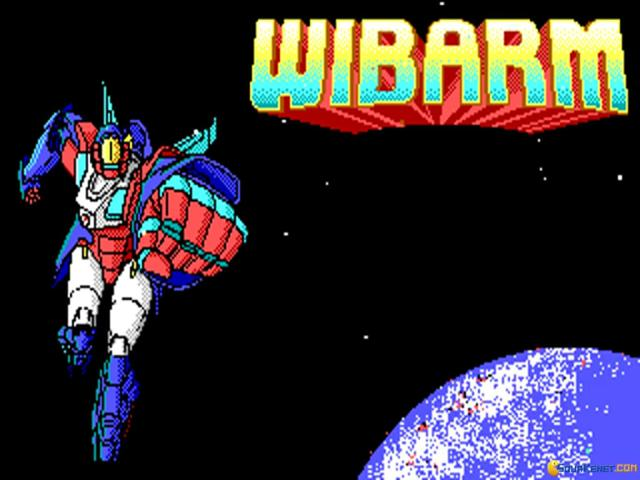Wibarm - title cover