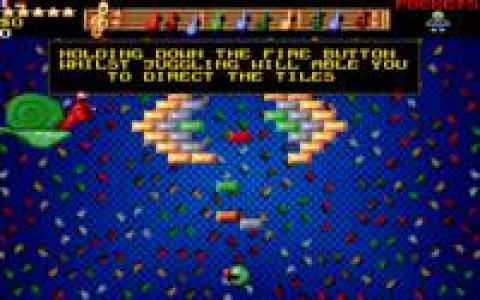 Wizkid: The Story of Wizball II - game cover