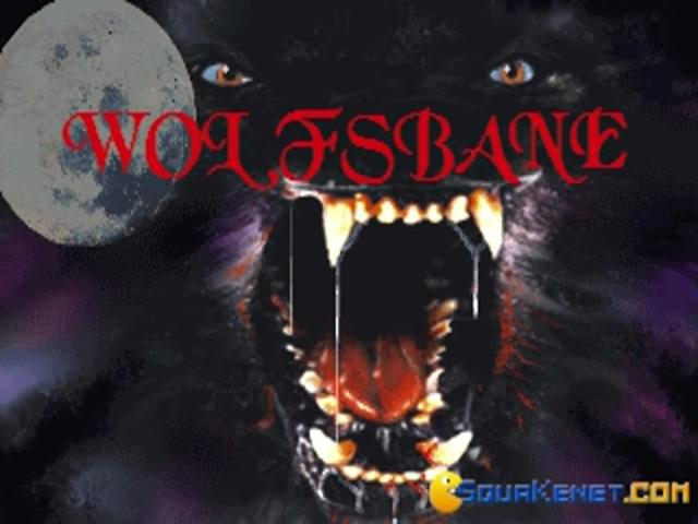 Wolfsbane - title cover