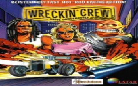 Wreckin' Crew - title cover