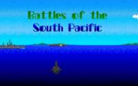 WWII: Battles of the South Pacific - game cover