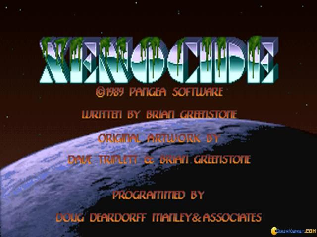 Xenocide - title cover