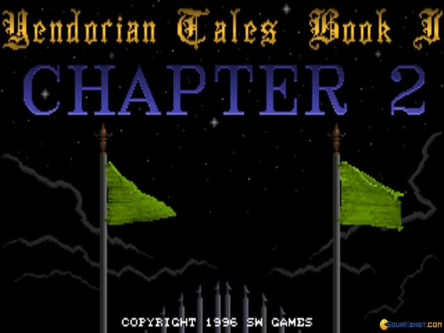 Yendorian Tales Book I: Chapter 2 - title cover