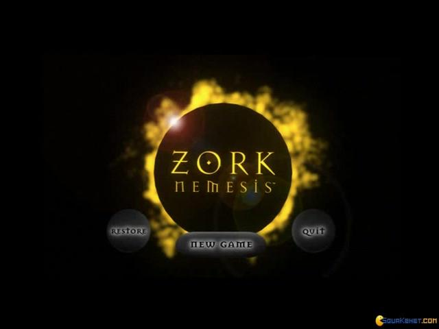 Zork Nemesis: The Forbidden Lands - game cover