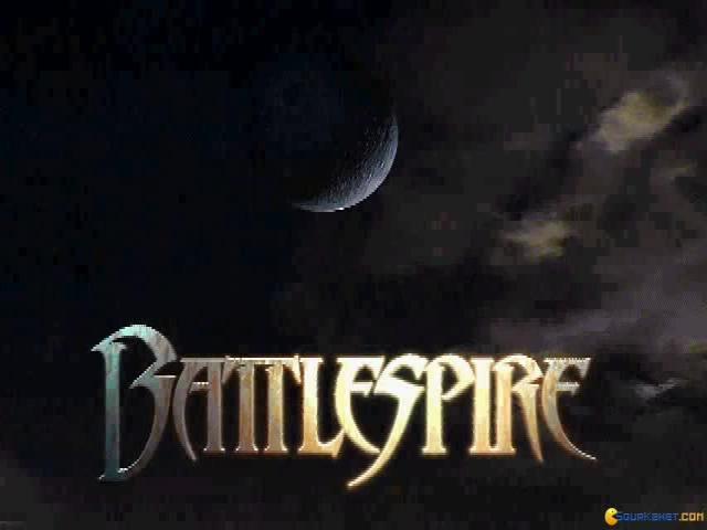 An Elder Scrolls Legend: Battlespire - title cover