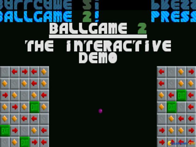Ballgame 2 - title cover