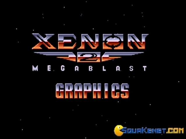 Xenon 2 Megablast - game cover