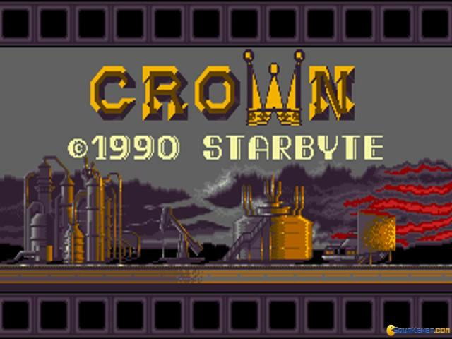 Crown - title cover