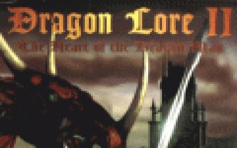 Dragon Lore II: The Heart of the Dragon Man - game cover