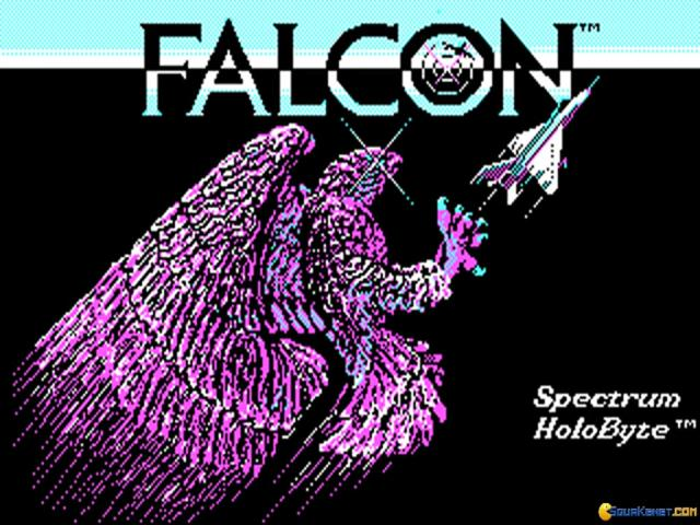 Falcon - game cover