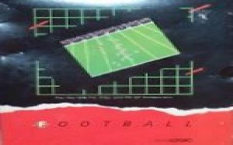 Football - game cover