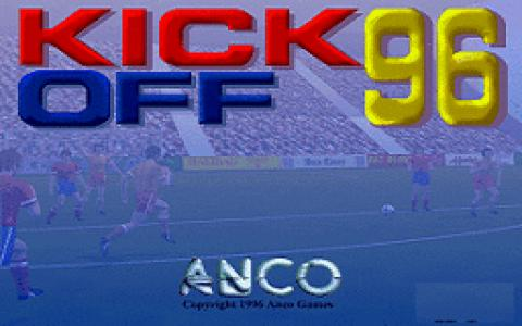 Kick Off 96 - title cover