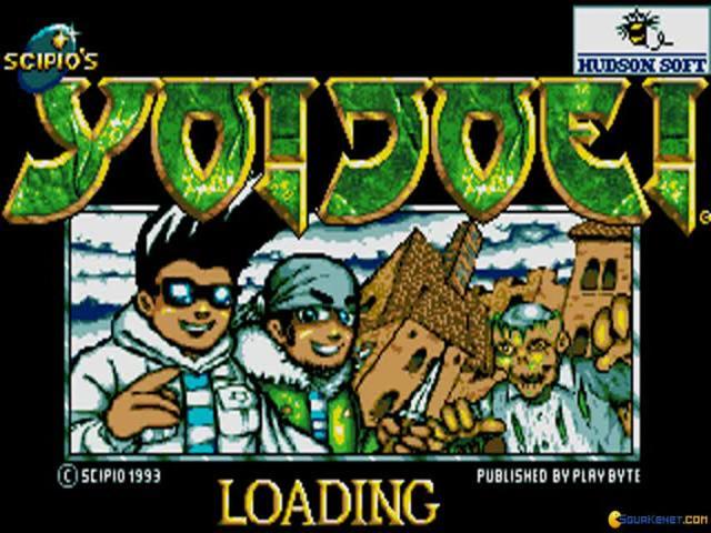 Yo! Joe - title cover