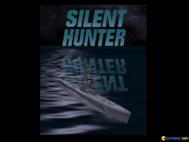 Silent Hunter - game cover