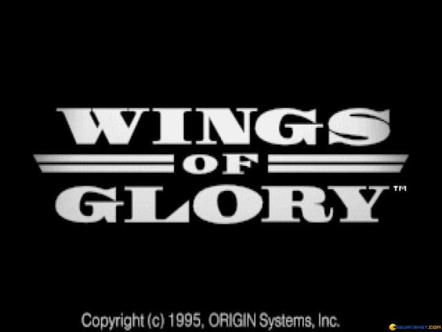 Wings of Glory - title cover