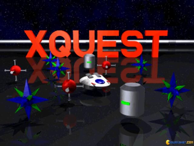 XQuest - title cover