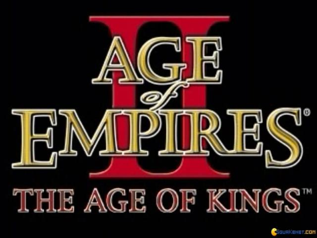 Age of Empires II - title cover