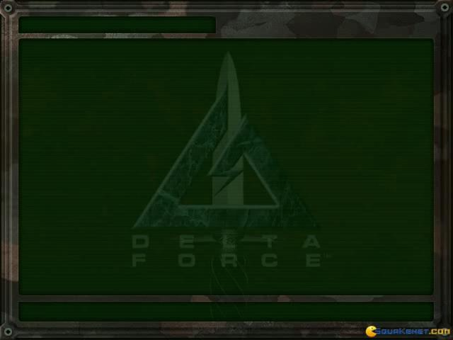 Delta Force - game cover