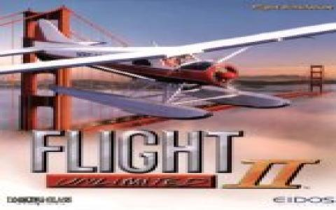 Flight Unlimited II - title cover