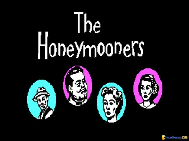 The Honeymooners - title cover