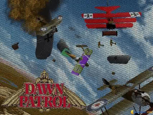 Dawn Patrol: Head to Head - title cover